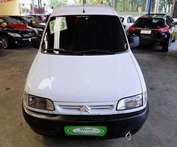 Peugeot Partner 1.6 Furgão 16v Gasolina 3p Manual