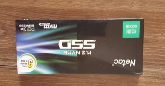 Netac 960 Gb Nvme Pci 3, 3500mb/s ,ultra Rápido 12x S/js