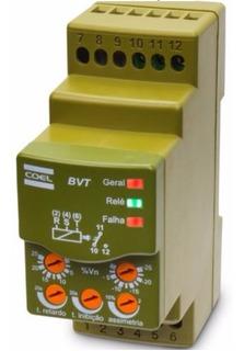 Protector Fases Trifásico 220v Coel Bvt Monitor Tension Vl