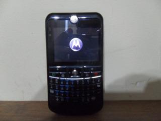 Motorola Q11 Op Vivo Wifi Gps 3mp Mp3 Foto 5 Pequena Mancha