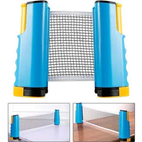 Red Retráctil Regulable Net Ping Pong Tenis De Mesa