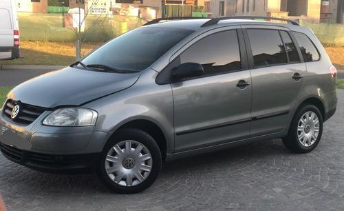Imagen 1 de 14 de Volkswagen Suran 2006 1.6 I Comfortline 60a