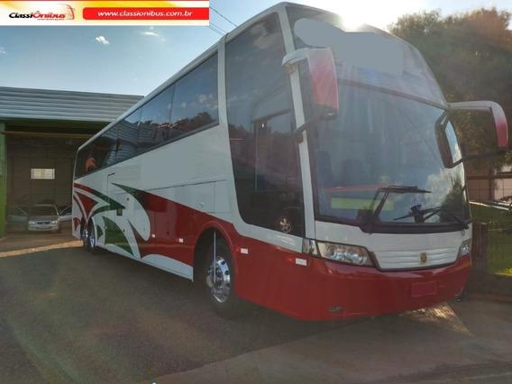 (www.classionibus.com.br) Busscar Hi 380 2002 Impecável