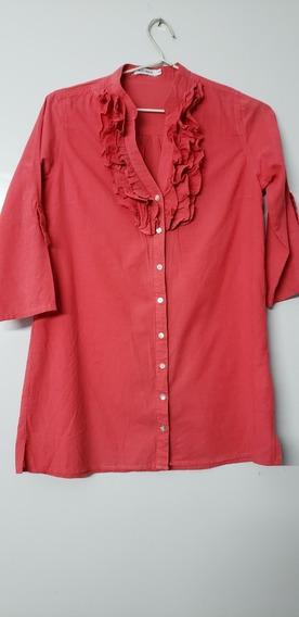 Camisola Roja De Portsaid - Talle S