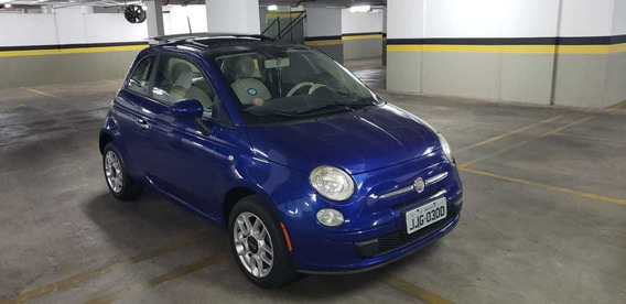 Fiat 500 1.4 Cult Flex Dualogic 3p 2012