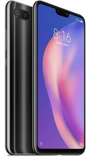 Celular Xiaomi Mi 8 Mi8 Lite 64gb 4gb Ram Tela 6.26 4g Preto