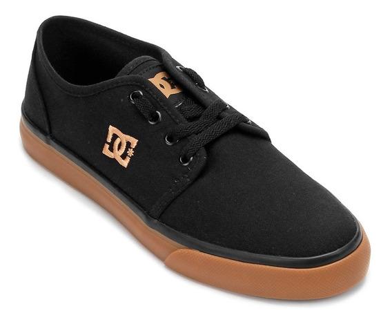 Tenis Dc Shoes 38/39 Studio Tx La Novo