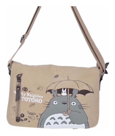 Bolsa Anime Meu Vizinho Totoro My Neighbor Totoro