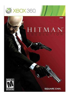 Xbox 360 Juego Hitman Absolution Compatible Con Xbox 360