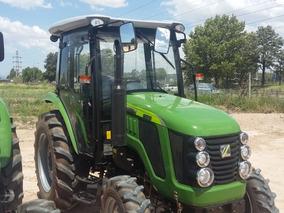 Tractor Chery 75hp 4x4 Doble Tracción 3 Puntos Tipo Valtra