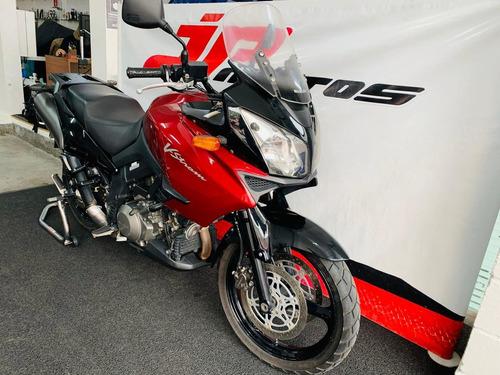 Suzuki Dl 1000 Vstron 2007 Vermelha