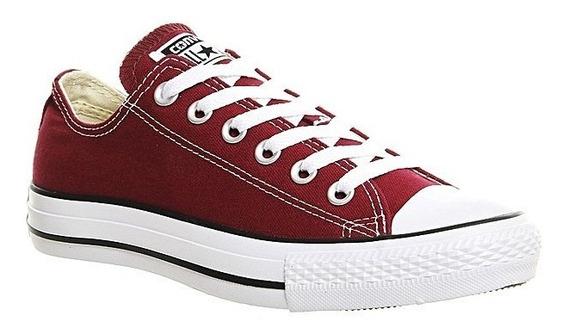 Zapatos Converse All Star Vinotinto (35 A 42 )