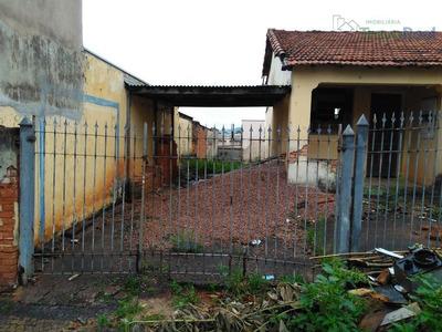 Terreno Residencial À Venda, Jardim Santana, Valinhos. - Te0288