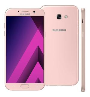 Celular Samsung Galaxy A7 Rose 32gb Usado Muito Bom Vitrine2