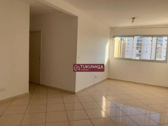 Apartamento Com 3 Dormitórios Para Alugar, 75 M² Por R$ 1.100,00/mês - Macedo - Guarulhos/sp - Ap4031