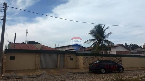 Casa Com 2 Dormitórios À Venda, 364 M²  - Presidente Costa E Silva - Mossoró/rn - Ca0061