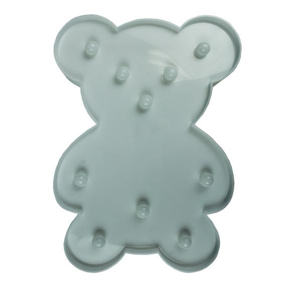 Luminária Urso Shine Branca