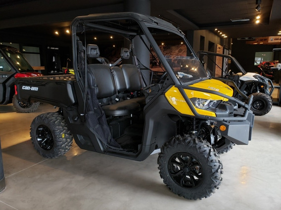 Defender 800 Can Am Solo En Gs Motorcycle