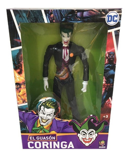 Guason Joker Coringa Figura Dc Gigante 45 Cm