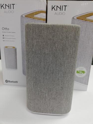 Corneta Knitaudio Otto Bluetooth Wireless Speaker Model Kw71