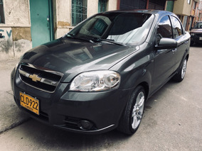 Chevrolet Aveo Emotion Aveo Emotion Sedan 1.6 4p F.e 2008