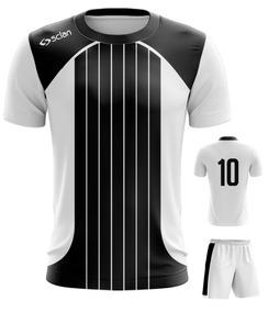 Camisa Time De Futebol Dry Fit - Cod. 009