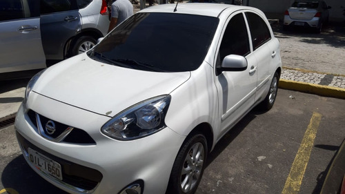 Nissan March Sv 1.0 2015
