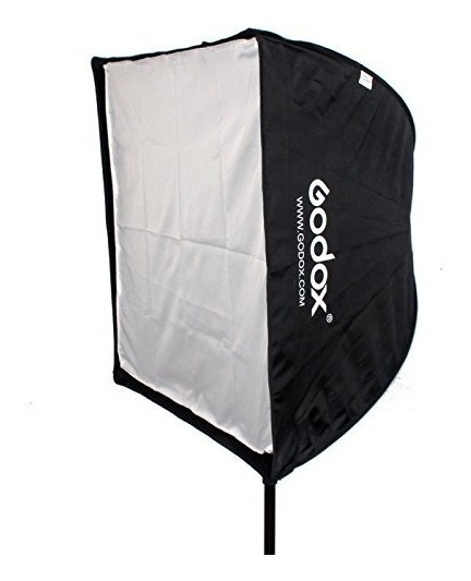 Softbox Godox 60x60cm Sombrinha Guarda Chuva