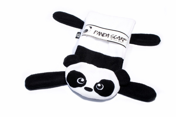 Panda Scarf, Bufanda Panda Original Junkie Monkey Official