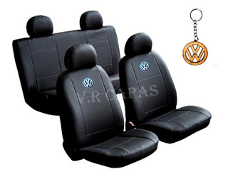 Capa Bancos Automotivos Couro Carro Vw Gol G2 G3 G4 G5 G6