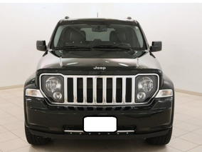 Jeep Liberty Limited Jet Piel 4x4 Mt