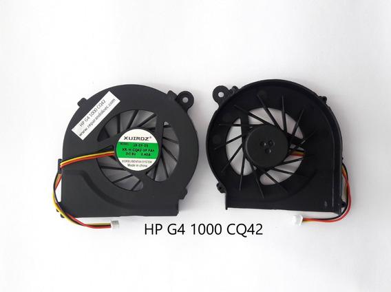 Fan Cooler Ventilador Laptop Hp G4 1000 Cq42 Cq56 G56 Cq62