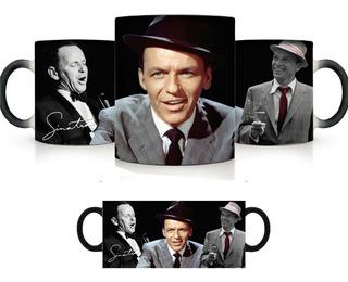 Frank Sinatra Taza Magica Se Puede Personalizar