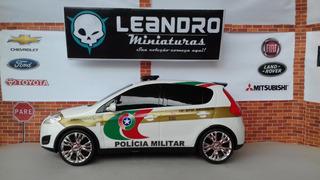 Miniatura Viatura Pmsc - Polícia Militar De Santa Catarina