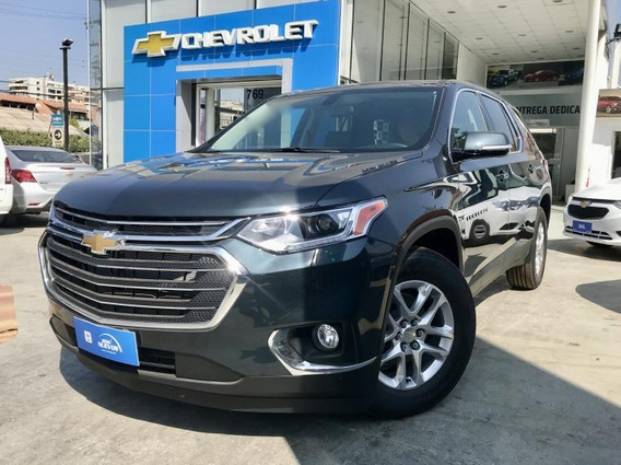 Chevrolet Traverse Lt Awd 3 Corridas De Asientos 2020