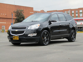 Chevrolet Traverse Lt 3600 At Aa 6ab Abs 4x4