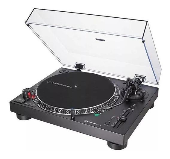 Toca Discos Audio Technica Lp120x Usb/preta Ou Prata/bivolt