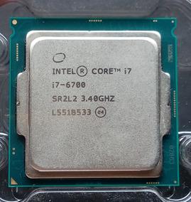 Processador Core I7 6700 Lga 1151/queimado/defeito N I7 7700