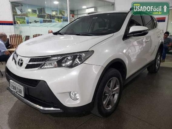 Toyota Rav4 2.0 4x2 2015