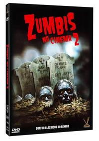 Dvd Zumbis No Cinema 2 (2 Dvds)
