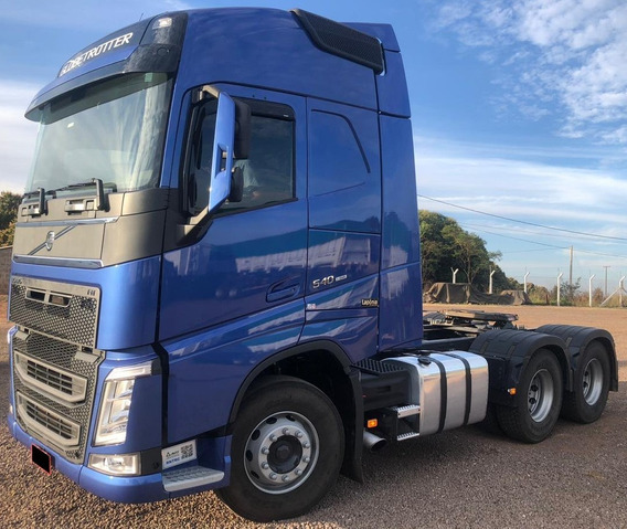 Volvo Fh 540 2019 6x4 Globetrotter