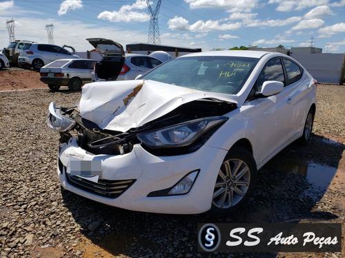 Imagem 1 de 2 de Sucata De Hyundai Elantra 2015 - Somente Retirada De Peças