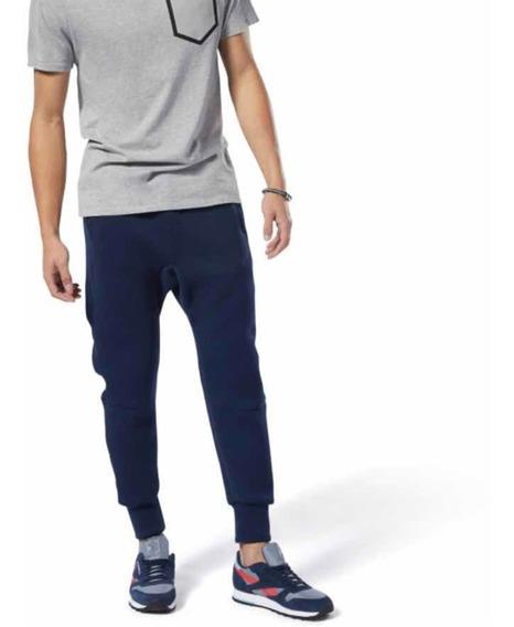 Reebok Pantalon Jogging Knit Teche Fleece Nike adidas Puma