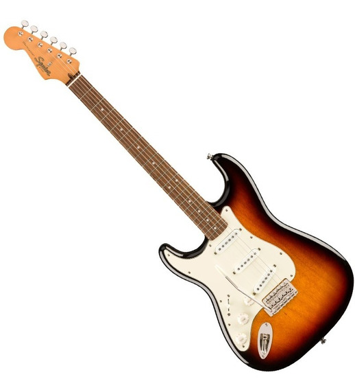 Guitarra Fender Canhoto Squier Classic Vibe 60s Stratocaster