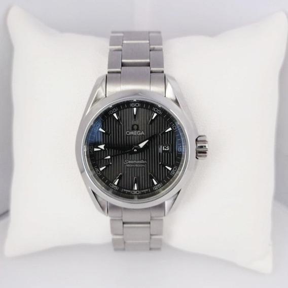 Reloj Dama Omega Aqua Terra Original