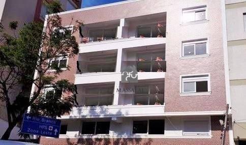 Apartamento De 2 Dormitórios Com Garagem À Venda No Bairro Bom Fim - Porto Alegre/rs - Ap1804