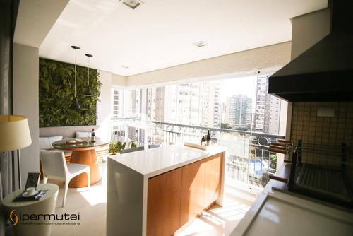 Imagem 1 de 30 de Apartamento Garden Com 3 Dormitórios À Venda, 142 M² - Vila Suzana - São Paulo/sp - Gd0002