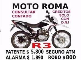 Corven Triax 250 Motoroma