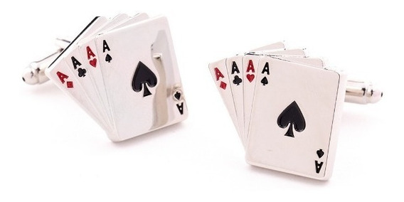 Mancuernillas Vstone Poker