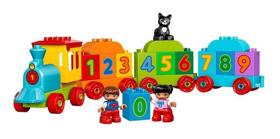 Lego Duplo - O Trenzinho Dos Números